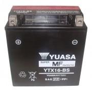Bateria Ytx16-bs Triumph Tiger800/ Marauder 1600