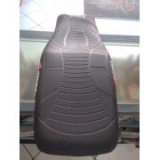 Capa Banco Moto Esportiva + Guidao Master Boy Titan 125/150