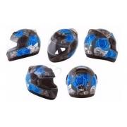 Capacete Feminino Pro Tork Evolution G5 Just Live Azul