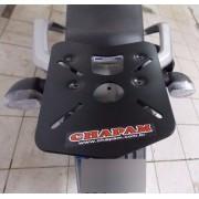 Chapa Suporte De Bauleto Bau Xtz Crosser 150