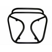 Grelha Universal Tubular Especial Leve Preto Fosco