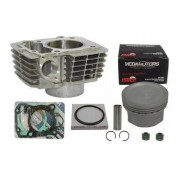 Kit Cilindro Titan 190cc Titan 150 04/14 Fan 150 Bros 150