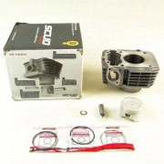 Kit Superior Motor Cilindro Valvulas Retentores Fan 125