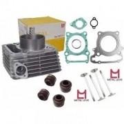 Kit Superior Motor Twister Kit Cilindro Válvulas Retentores