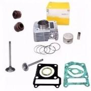 Kit Superior Motor Ybr Xtz Factor Cilindro Válvulas Retentor