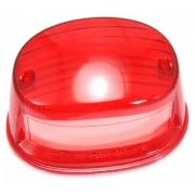 Lente Lanterna Traseira Suzuki Yes 125 Vermelha