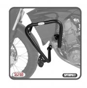 Protetor De Motor E Carenagem C/ Pedaleira Yamaha Xt 660 R