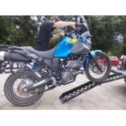 Rampa De Acesso Dobrável Para Transporte De Moto