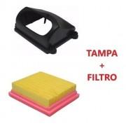 Tampa Do Filtro De Ar Titan 150 Fan 150 2009 Ate 2013