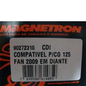 Cdi Honda Cg 125 Fan 2009 - 2015 90272310