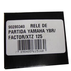 Rele De Partida Ybr / Factor / Xtz 125