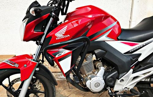 Protetor Motor E Carenagem Cb250 Twister 2015 A 2020 COYOTE