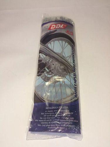 Raio Dianteiro Titan 160 Disco Inox 4mm