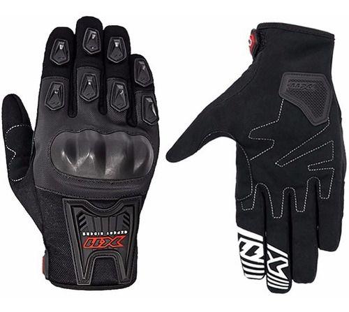 Luva X11 Blackout Com Proteção + Toca Ninja