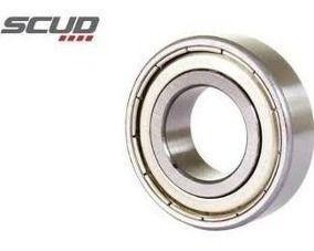 Rolamento Scud 6302 2rs (par) Roda Dianteira Twister Cb 300
