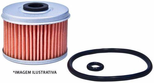 Filtro De Oleo Com Oring Twister Cb300 Xre300 Sahara Falcon