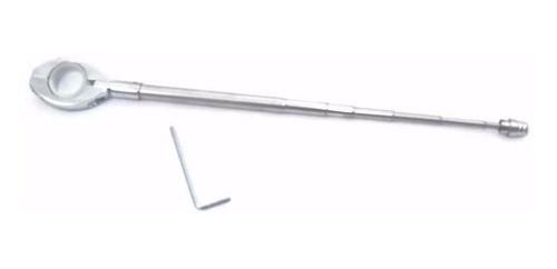 Antena Corta Pipa Para Moto 6 Estagio P/guidão
