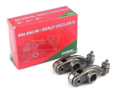 Balancim Braco Oscilante Com Rolete Cg 150 Titan Wgk