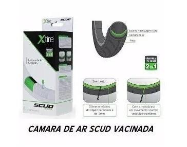Camara De Ar 18 Xtire Vacinada Cg Titan Fan Ybr Yes