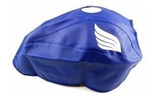 Capa Tanque Titan 150 2009 Mix Azul