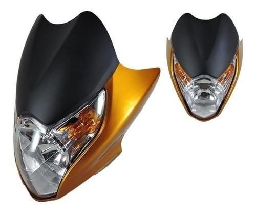 Carenagem Do Farol Com Bloco Honda Titan 150 Mix 2010