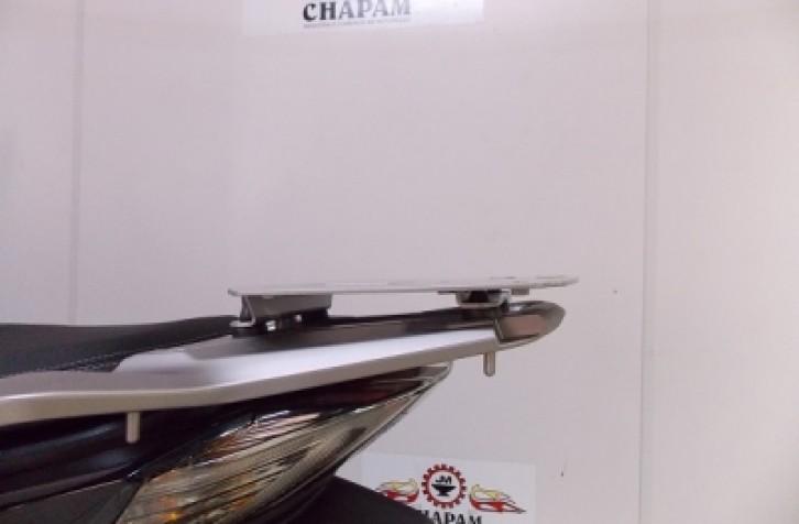 CHAPA SUPORTE BAGAGEIRO BAU SH 150I