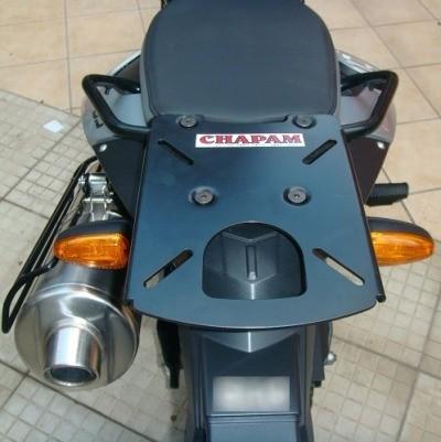 Chapa Suporte Bauleto Bmw F 650 Gs / F 700 Gs / F 800