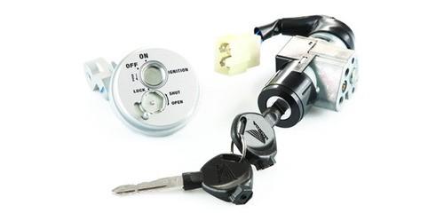Chave De Ignição Com Bloqueador Biz 125 2009 - 2010
