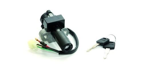 Chave De Ignição Contato Xr 200 1994 A 2002