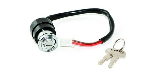 chave De Ignição Suzuki Intruder 125 2006 - 2009