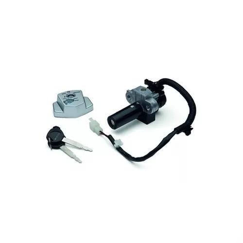 Chave Ignição Com Bloqueador Honda Xre 300