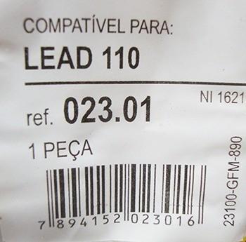 Correia De Tração Lead 110