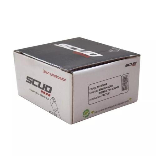 Engrenagem Velocímetro Ybr Factor 125