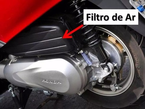 Filtro Ar Honda Lead 110 - Original