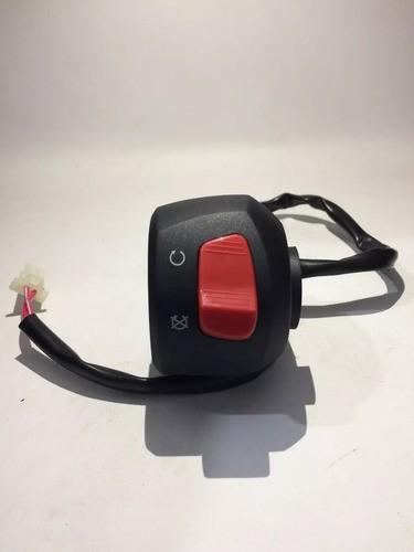 Interruptor Punho De Partida Ybr 125 K 09