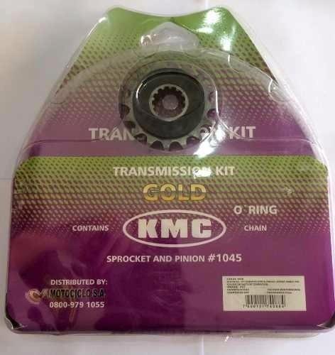 Kit Relação Hornet 2008/2012 Kmc