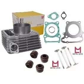 Kit Superior Motor Cbx 250 Twister Kit Cilindro Valvulas