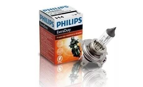 Lampada Farol H4 35/35w Extraduty Cg125/cg150/ybr