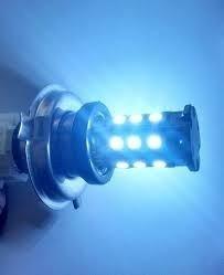 Lampada Led H4 12v 35/35 Titan Twister Fazer Cb 300 Ybr