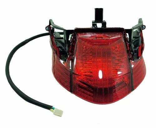 Lanterna Biz 125 2011/2012 Biz 100 2013 Com Fiação