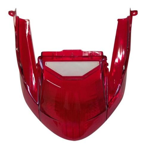 Lente Lanterna Biz 125 11-17 Biz 100 2013 Valplas