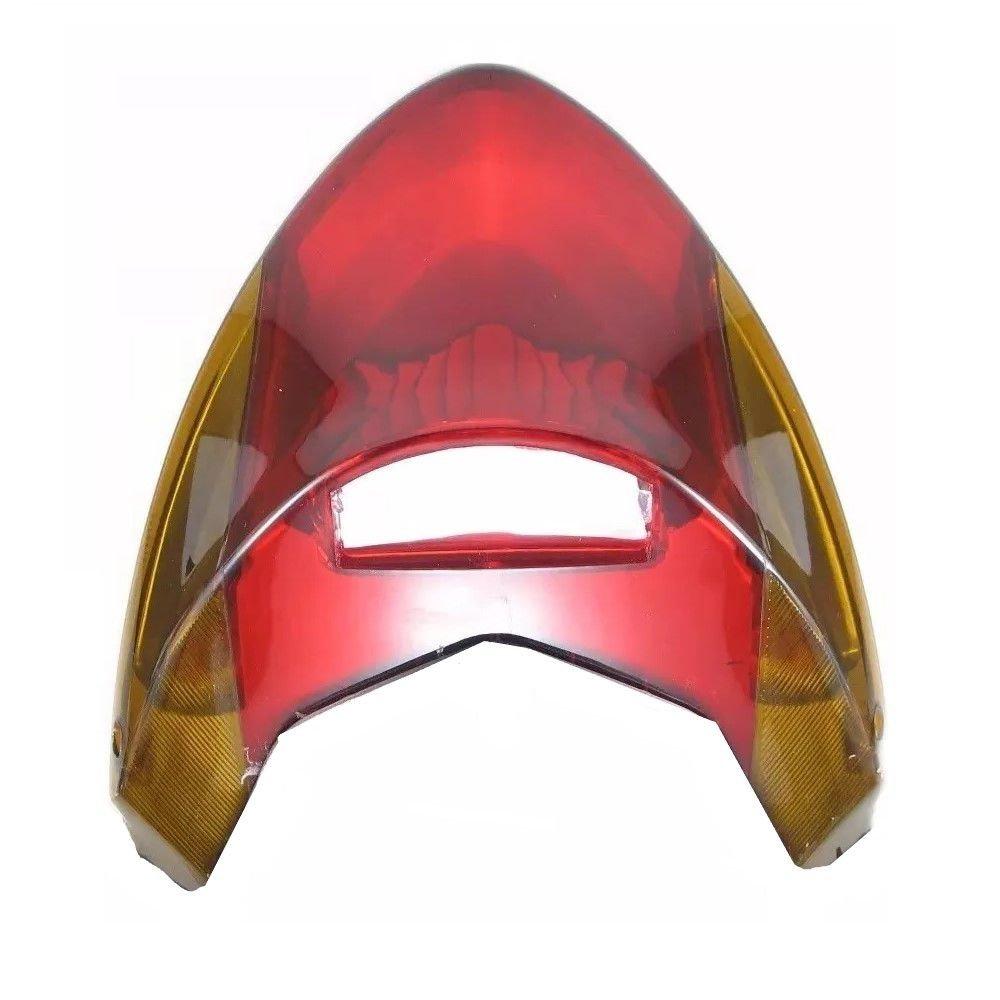 Lente Lanterna Titan 150 Mix 2009/2012 / Fan 150