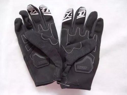 Luva X11 Blackout Com Proteção Moto Bike Motocross - X11