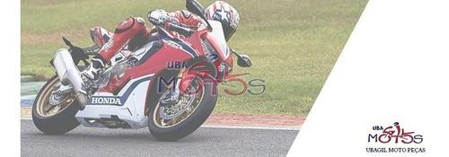 Moldura Suporte De Placa Anti Quebra Moto Grande 20 X 16 Cm