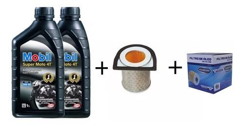 Oleo Motor + Filtro De Oleo E Ar Twister