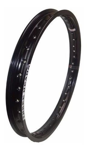 Par Aro Aluminio 1.85 X 21 E 2.15 X 18 Preto