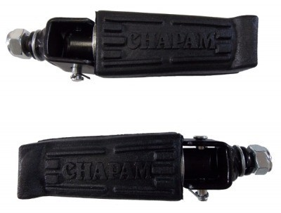 Pedaleira Para Protetor Dianteiro (par) Chapam