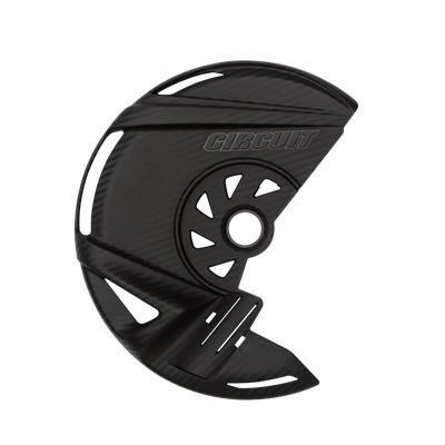 Protetor De Disco Xre 300 Tenere 250 Carbono
