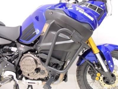 Protetor De Motor Com Pedaleiras Yamaha Super Tenere 1200