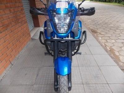 Protetor Motor Carenagem Com Pedaleiras Tenere 660 Z